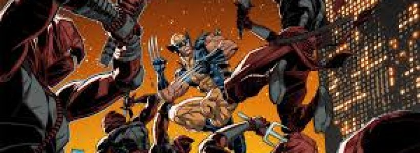 Mystical Ninjas Galore in 'Wolverine: Japan's Most Wanted'