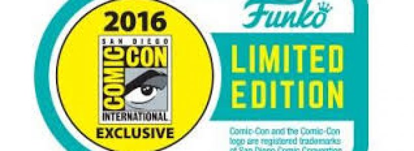 Let The SDCC Madness Begin – Funko And More