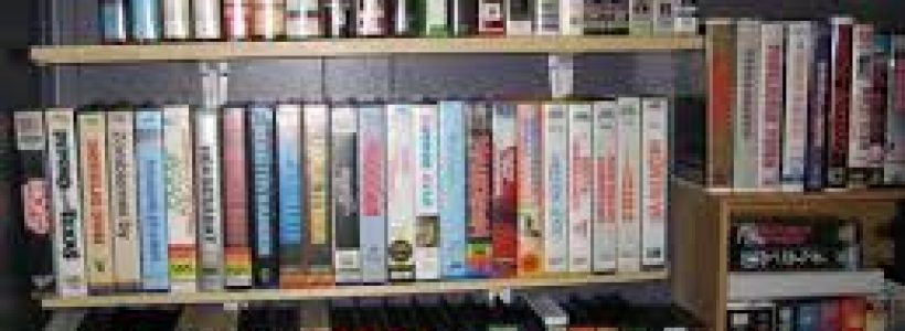 VHS: Collection or Curse?