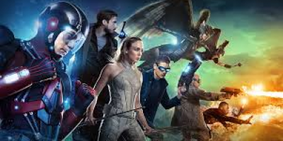 Legends of Tomorrow Season 2 Episode 1: Out of Time