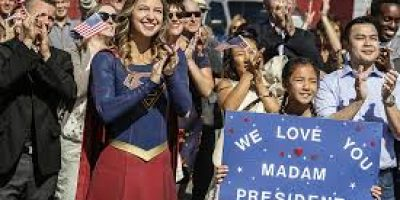 Supergirl and Racial Profiling – S:2 E:3
