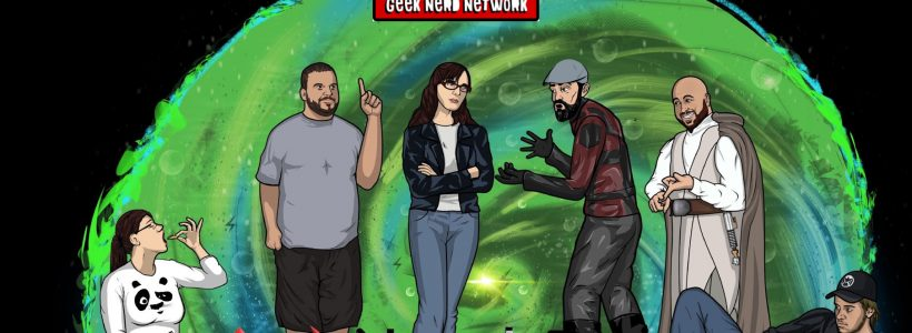 Nerd Dome Podcast Episode 196 – We Are All Tops Here